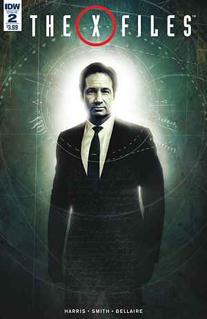 The X Files 2 Image IDW Publishing